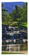 Trilogy Falls Bath Towel