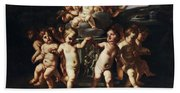 Triumph Of Cupid Hand Towel