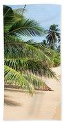 Tropical Island Bath Towel