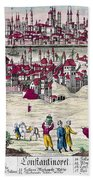 Turkey: Istanbul, C1820s Bath Towel