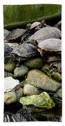 Turtle Island Bath Towel