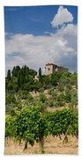 Tuscany Villa In Tuscany Italy Bath Towel