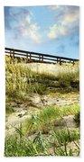Tybee Island Dunes No.2 Bath Towel
