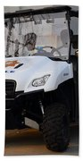Uc Berkeley Campus Police Buggy  . 7d10184 Bath Towel