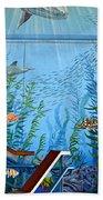 Under The Sea Bath Towel