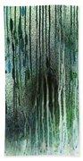 Underwater Forest Bath Towel