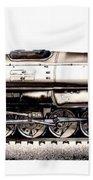 Union Pacific 4-8-8-4 Steam Engine Big Boy 4005 Hand Towel