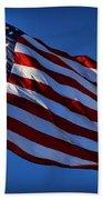 United States Of America - Usa Flag Bath Towel