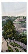 University Of Kiev - Ukraine - Ca 1900 Bath Towel