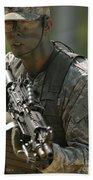 U.s. Army Ranger Bath Towel