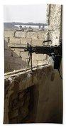 U.s. Army Soldier Searching Bath Towel