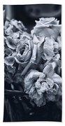 Vase Of Flowers 2 Bath Towel