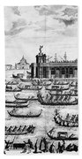 Venice: Grand Canal Bath Towel