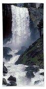 Vernal Falls Spring Flow Bath Towel