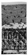 Verona: Amphitheater Bath Towel