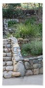 Victorian Stairway Bath Towel