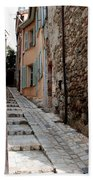 Village Alley Bath Towel