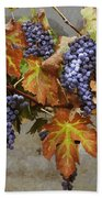 Vineyard Splendor Bath Towel