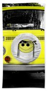 Volkswagon Hippie Bus Bath Towel