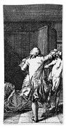 Voltaire: Candide Bath Towel