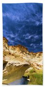 Wahweap Hoodoo Trail Bath Towel