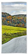 Wandering In West Virginia Bath Towel