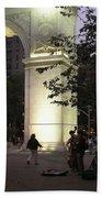 Washington Square Park Bath Towel