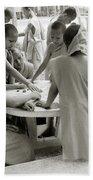 Wat Suan Dok Bath Towel