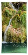 Water Cascade Bath Towel