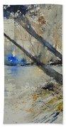 Watercolor 119080 Bath Towel