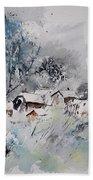 Watercolor 218042 Bath Towel