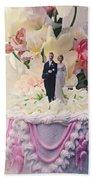 Wedding Cake Bath Towel