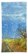 Welcome To The Magic Of Arches National Park  Bath Towel