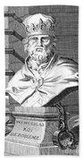 Wenceslaus (1361-1419) Bath Towel