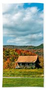 West Virginia Homestead Bath Towel