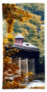 West Virginia Morn Bath Towel