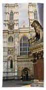 Westminster Abbey Bath Towel