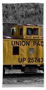 White Haven - Union Pacific Bath Towel