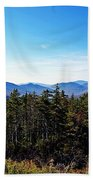 White Mountain National Forest II Bath Towel