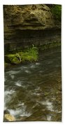 Whitewater River Spring 6 Bath Towel