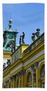 Wilanow Palace - Poland Bath Towel