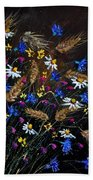 Wild Flowers 452150 Bath Towel