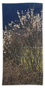 Wild Fruit Tree In The Country Bath Towel