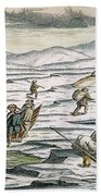 Willem Barents (c1550-1597) Bath Towel
