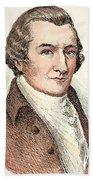 William Bradford (1722-1791) Bath Towel