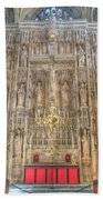 Winchester Cathedral High Altar Bath Towel