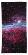 Witchs Broom Nebula Bath Towel