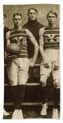 Yale Basketball Team, 1901 Bath Towel