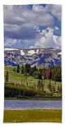 Yellowstone National Park Bath Towel