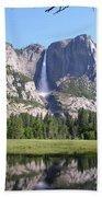 Yosemite National Park Usa Bath Towel